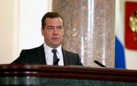 """""""Все в шоке"""": премьер-министр РФ Медведев снова оконфузился"""