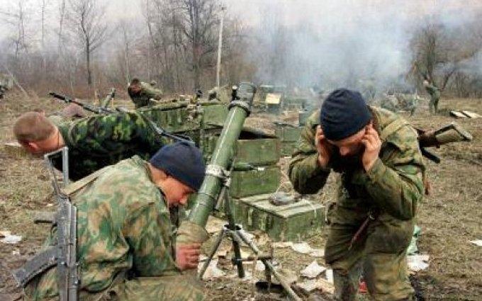 Бои на Донбассе: по Авдеевке выпустили более 100 мин