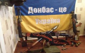 Українці ведуть першу в історії війну за європейські цінності - боєць АТО