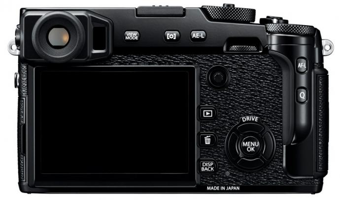 Компанія Fujifilm представила флагманську бездзеркалку X-Pro2 (4 фото) (1)