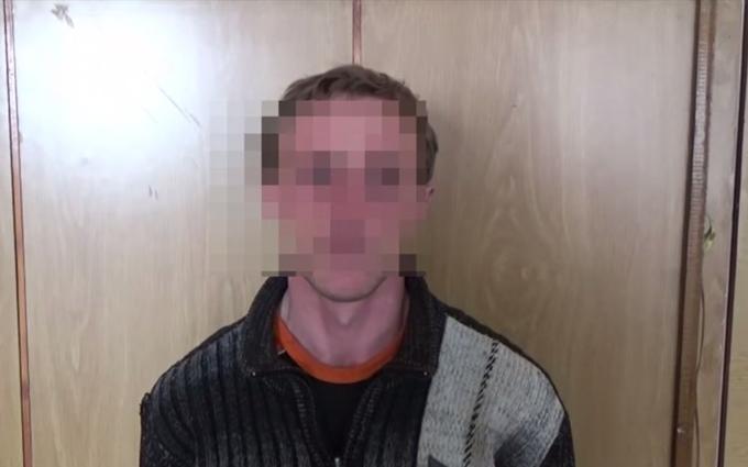 СБУ задержала боевика из банды «Восток»: опубликовано видео