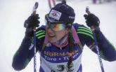 Украинка попала в топ-6 на Чемпионате мира по биатлону