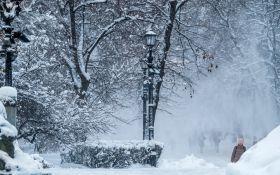 Украину накроют новые мощные снегопады: чрезвычайщики сделали тревожное предупреждение
