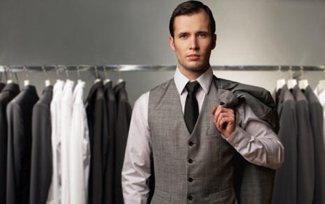 "Интернет-магазин ""Розетка"" объявил скидки на зимние мужские жилеты"