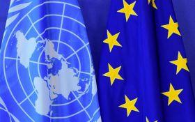 ЕС и ООН подписали многомиллионное соглашение по поддержке Донбасса