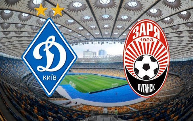 Динамо - Заря - 1-0: видео обзор матча