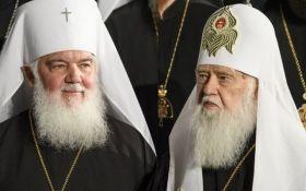 Філарет і Макарій не зможуть стати главами нової церкви: в МП заявили про таємну заборону Варфоломія