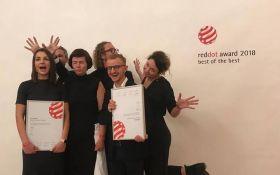 Лучшее креативное агентство в мире: разработчик бренда Ukraine NOW завоевал престижную премию