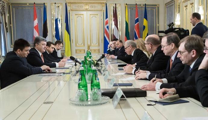 Парламент сделал важный шаг для построения независимой системы судов - Порошенко
