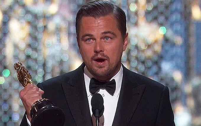 "Леонардо Ди Каприо отдал свой ""Оскар"" следователям"