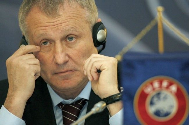 Суркис устроил информационную кампанию против президента ФФУ Павелко, - СМИ