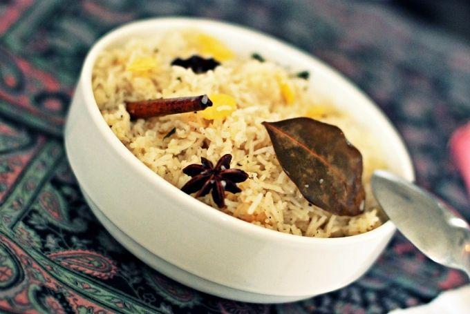 Готовим рис в экстремальных условиях общежития