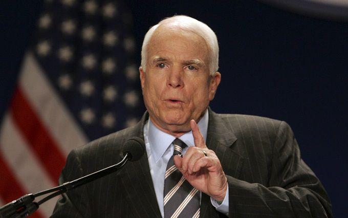 ABC: Маккейн объявил, что проголосует заутверждение Тиллерсона госсекретарем США