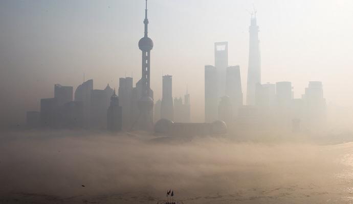 Каждый год от загрязненного воздуха умирает 5,5 млн человек
