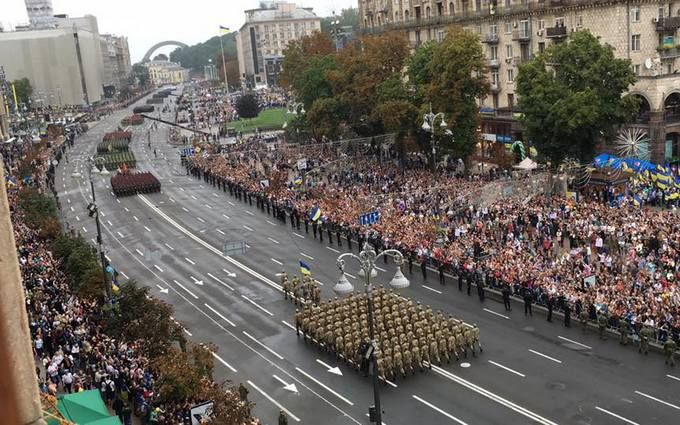 Парад у Києві: мережу вразила зворушлива і потужна історія