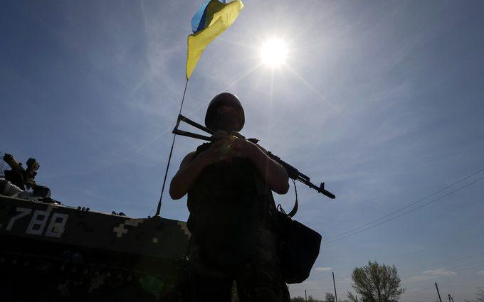 За минувшие сутки боевики 71 раз обстреляли позиции сил АТО