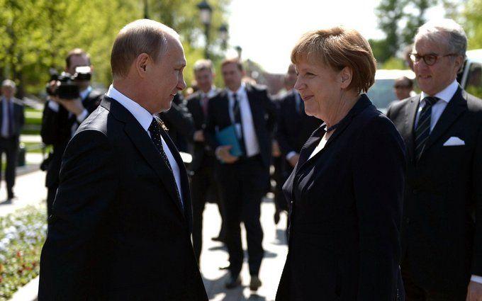 """Путин дал громкое обещание Меркель по """"Северному потоку-2"""""""