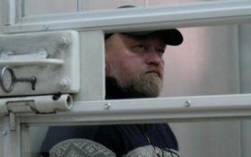 Ценный кадр: боевики внесли Рубана в список обмена пленными