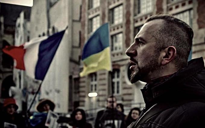 З'явилося відео останнього інтерв'ю співака Сліпака
