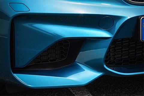 BMW представила «заряджену» версії купе 2-Series - M 2 (10 фото) (10)