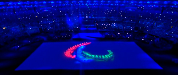 Церемония открытия Паралимпиады-2016: фото и видео из Рио (21)