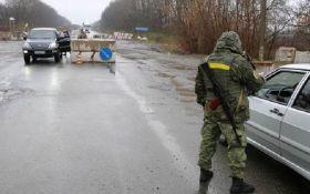 """Вез """"сувениры"""" из АТО: на Донбассе задержали мужчину с гранатами и боеприпасом"""