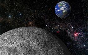 Прогулянка по Місяцю: NASA показало вражаюче відео з супутника Землі