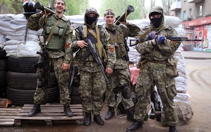 Местные жители Горловки совершили самосуд над российскими военными