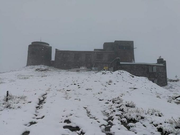 Let It Snow: Карпаты засыпало снегом - опубликованы впечатляющие фото (2)