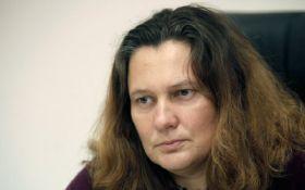 Одиозный адвокат пожелала пограничникам, чтобы их повесили россияне: появилось видео