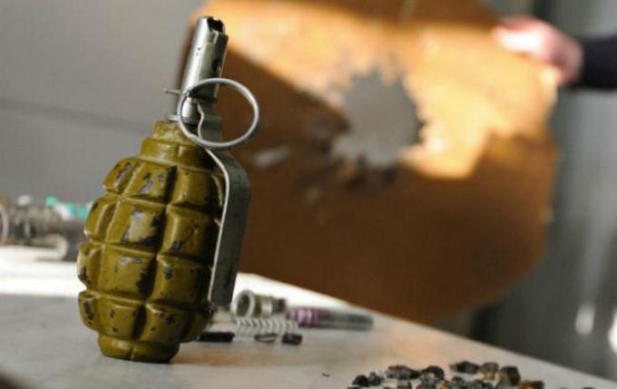 Киевский бомж сдал наметаллолом гранату, в итоге человеку оторвало руку