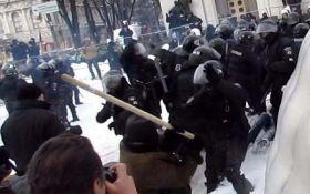 Новые столкновения у Верховной Рады, есть пострадавшие: появилось видео