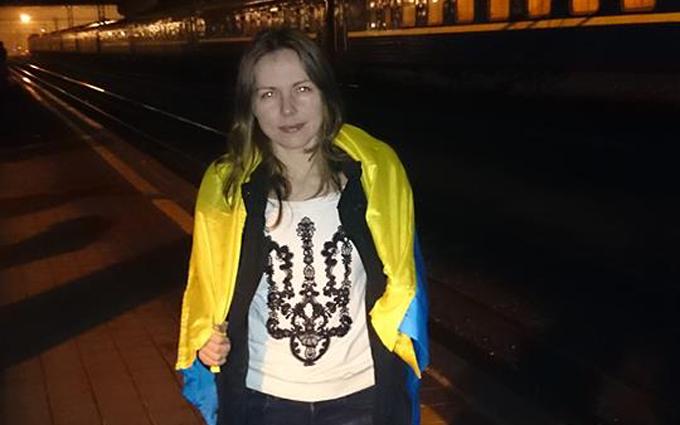 Сестра Савченко пристыдила автора фейка о распятом мальчике: опубликованы фото