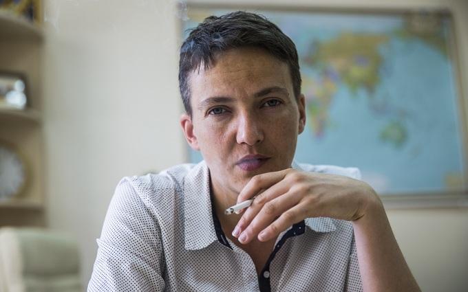 Савченко зробила нову заяву про переговори з ватажками ДНР-ЛНР