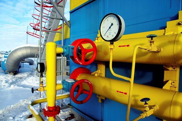 Обсяг транзиту газу досяг рекордого рівня задев'ять років— «Укртрансгаз»