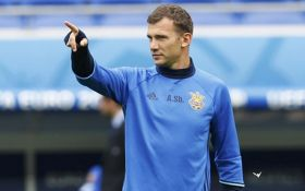 Шевченко розповів, що його мотивує працювати зі збірною України
