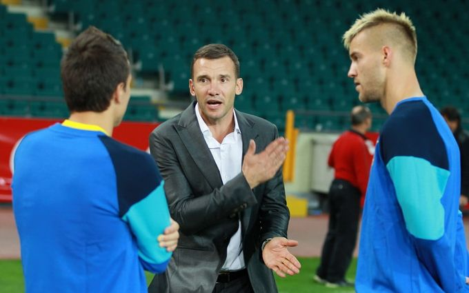 В отборе на Евро-2020 Украину подстрахует Лига наций