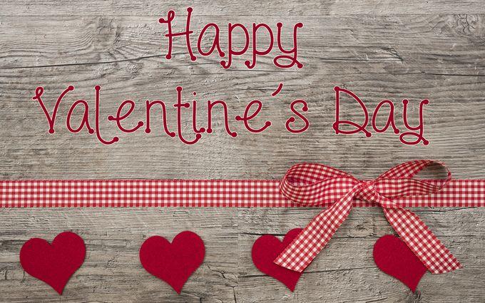 Оригінальні і красиві привітання з Днем Святого Валентина - вірші, картинки і проза