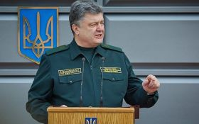 Порошенко назвав шокуюче число убитих за час АТО на Донбасі дітей