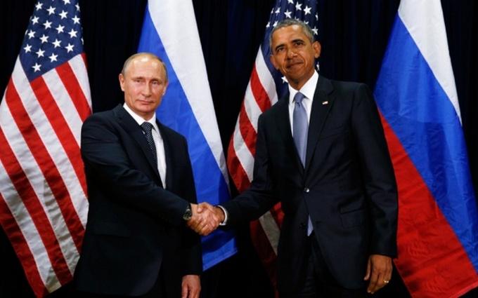 Путин и Обама решили провести переговоры: в сети смеются