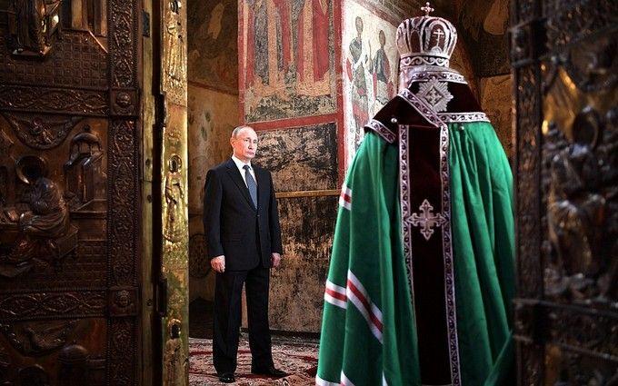 """Спецназ под прикрытием в храмах: стало известно, как Путин приказал """"защищать православных"""" в Украине"""