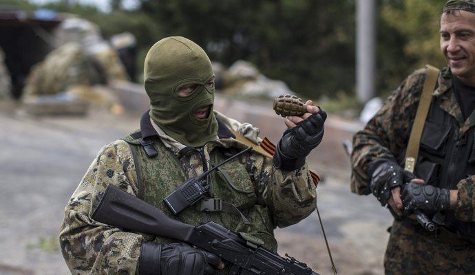 Бойовики на Донбасі стріляють серед цивільних - розвідка