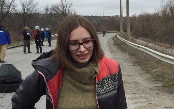Порошенко сообщил об освобождении из плена боевиков украинской журналистки: опубликовано фото