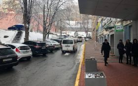 Саакашвили задержали в одном из ресторанов Киева: появились видео