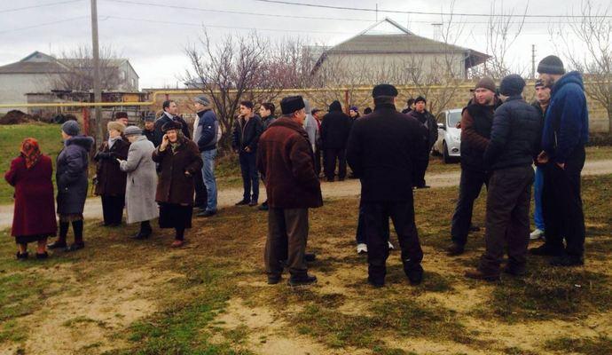 В Крыму обыскали уже более десяти домов крымских татар