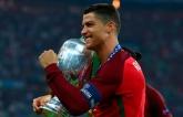 Роналду поблагодарил Бога за победу на Евро-2016