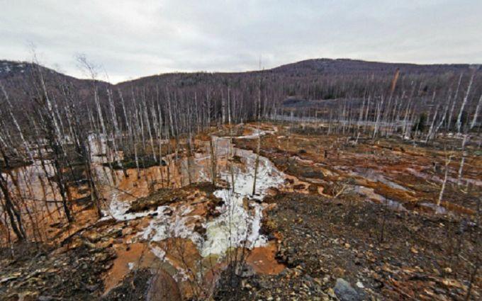 Ученые прогнозируют глобальную экологическую катастрофу