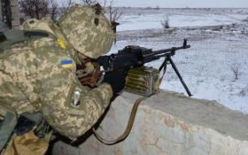 Бойовики з забороненої зброї обстріляли мирні населені пункти - штаб АТО