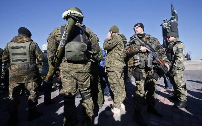 У мережі показали позиції бойовиків на Донбасі: відео з безпілотника