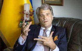 Ющенко нашел новый повод для выпада в адрес Тимошенко